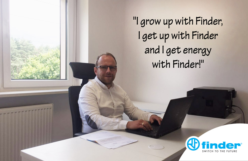 Robert Solinski - General manager Finder Poland