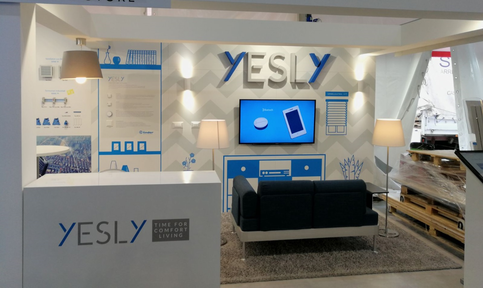 elettrica 2018 yesly stand finder 225-227